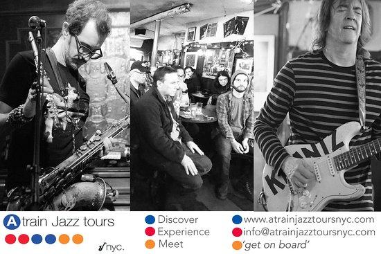 A-Train Jazz Tours NYC