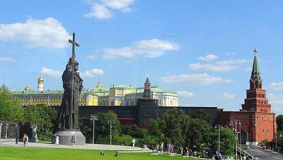 Monument to Prince Vladimir