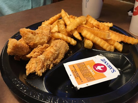 Clinton, MS: Fries & Chicken