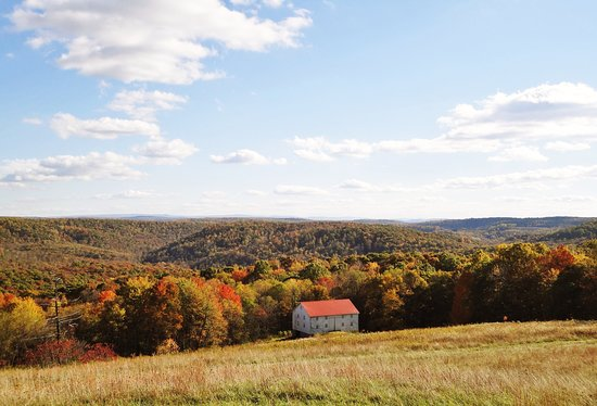 Laurel Highlands, PA: Go on a scenic fall drive through Somerset County