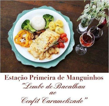 Restaurante Estacao Primeira De Manguinhos