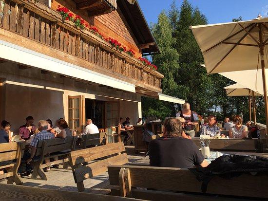 Fichtelberg, Germany: Seeterrasse