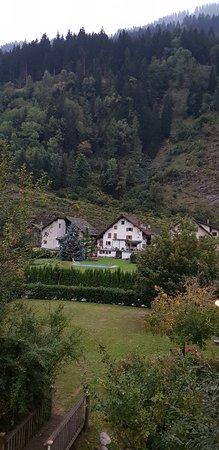Piotta, Schweiz: vue de notre chambre
