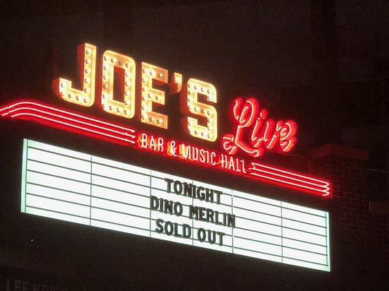 Joe's Live Φωτογραφία