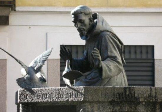 Fontana di San Francesco照片