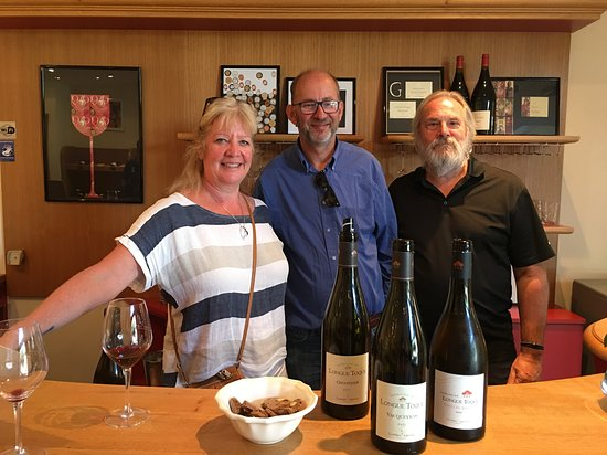 Terroirs Tours: Meeting the wine makers at Chateauneuf du Pape