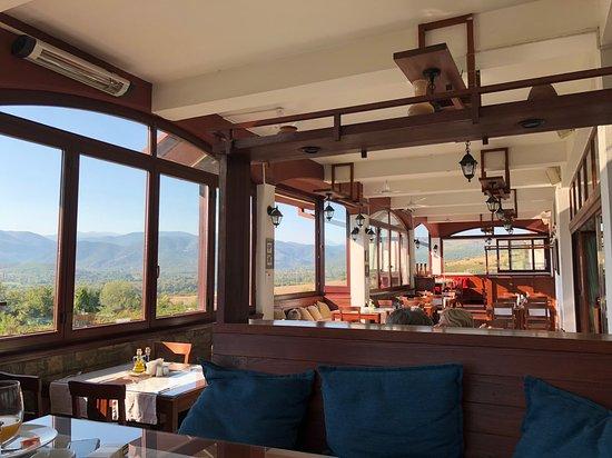 Demir Kapija, Macedônia: Dining area