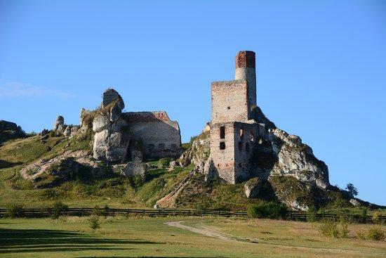 Castle Olsztyn
