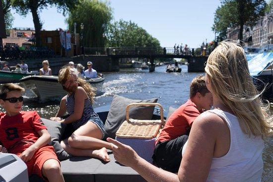 Varen door Haarlem