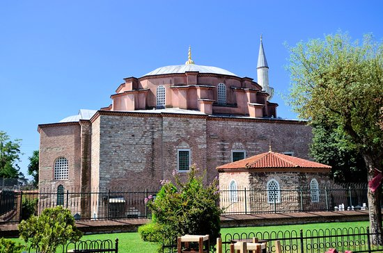 Kucuk Ayasofya Camii (Church of the Saints Sergius and Bacchus)