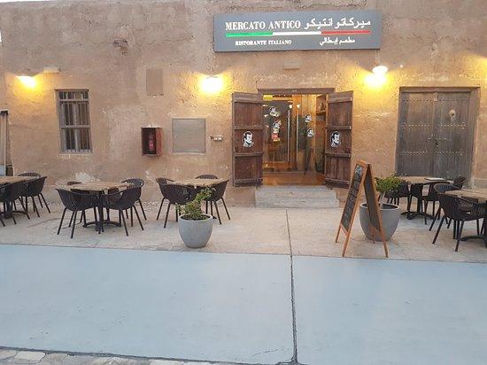 Al Wakra, Catar: Mercato Antico