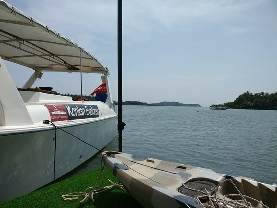 Promotional offer - 60 minutes Cruise, Nature & Discovery!: Konkan Explorers