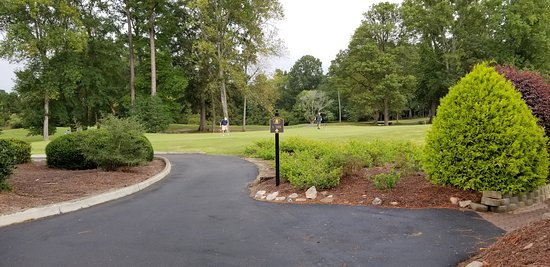 Cary, Carolina del Norte: Putting Green