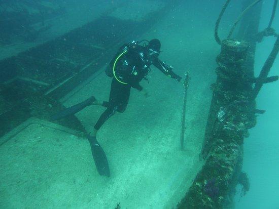 Maritim Crystals Diving Centre Foto