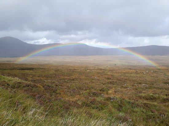 West Highland Way: Glencoe bei Kingshouse
