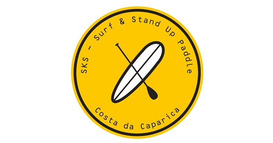 Costa da Caparica, Portugal: Logotipo