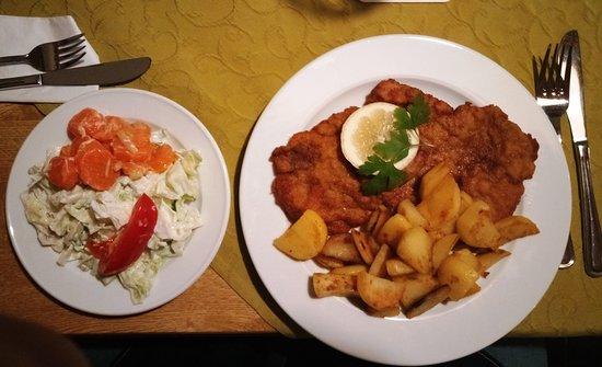Linden, เยอรมนี: Die Speisen