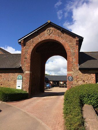 Budleigh Salterton, UK: South farm court