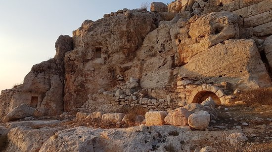 Kastellorizo, اليونان: Paleokastro