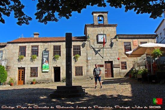 Antigo Paços do Concelho, Belmonte, Portugal