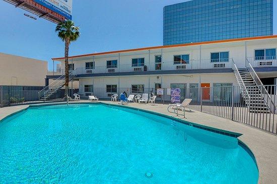 Siegel Select - Convention Center, hoteles en Las Vegas