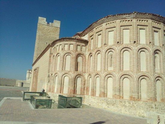 Cuellar, ספרד: Torre de la Iglesia de Santa Marina de Cuéllar