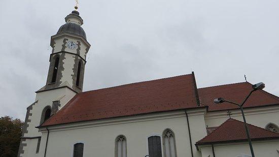 Nagymaros, Hongaria: Katholische Kirche