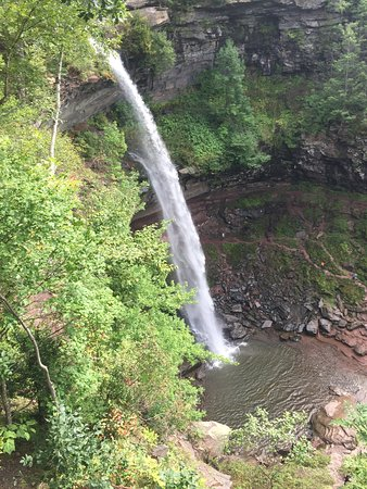 Haines Falls, NY: From viewing platform #2