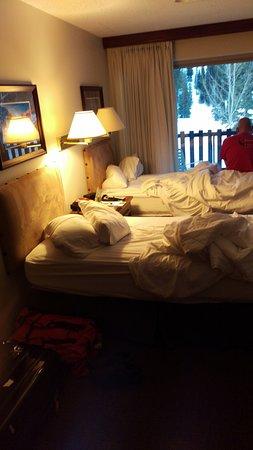 Alta, UT: Erstes Zimmer - schwach...