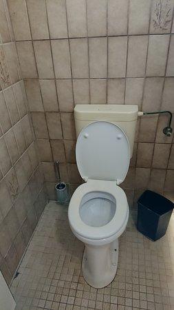 Hille, Jerman: Toilette Herren Hallenbad