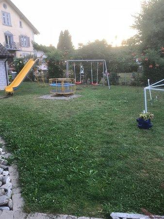 Güttingen, Ελβετία: der Kinderspielplatz