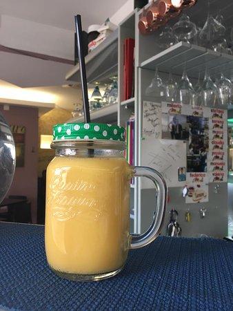 Villacidro, Италия: I nostri smoothies alla frutta