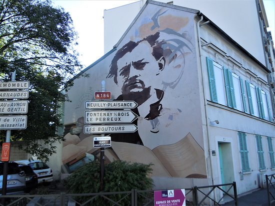 Fresque Malraux