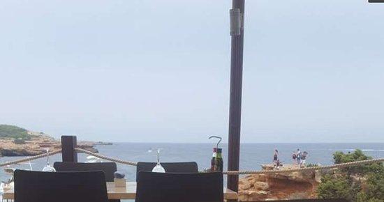 Cala Comte, Spain: vista