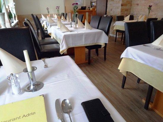 Echzell, Germany: Innenansicht