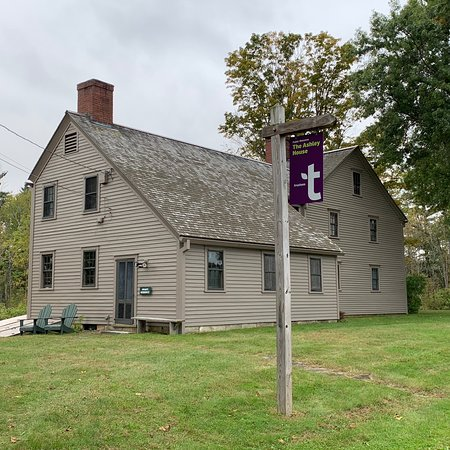Sheffield, MA: Colonel John Ashley House