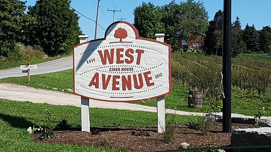‪West Avenue Cider House‬