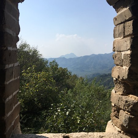 Un-restored Huanghuacheng Great Wall Private Tour with Local Panda