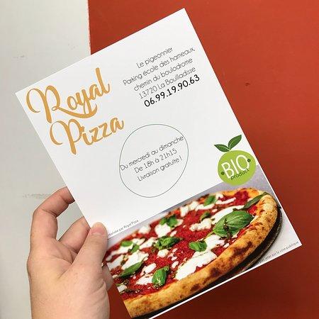 La-Bouilladisse, France: Royal Pizza