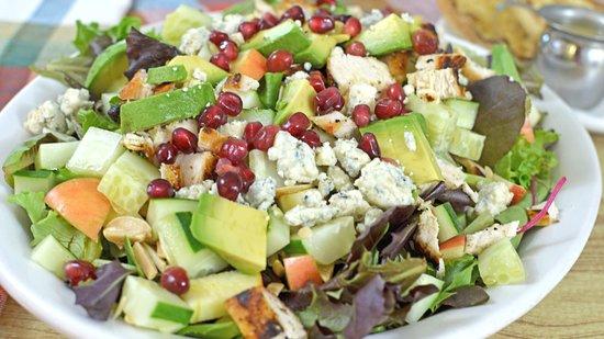 Hinsdale, IL: Harvest Salad