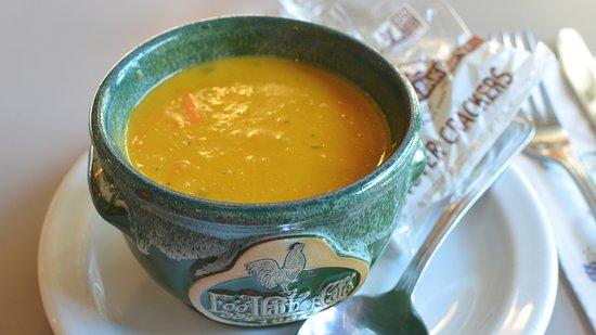 Hinsdale, IL: Pumpkin Soup
