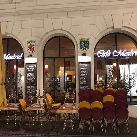 Restaurant Madrid Leipzig
