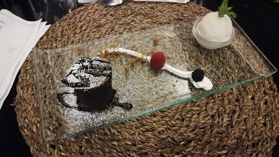 Cal Spaguetti: Cena menu festivos, excelente!!