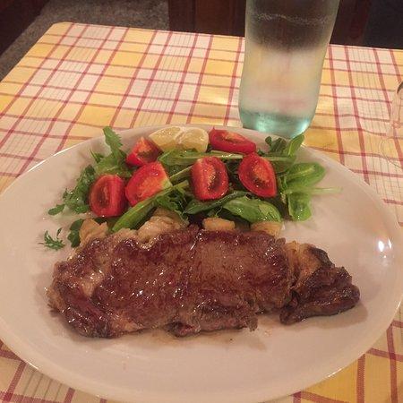La Cantinola : Ottima bistecca