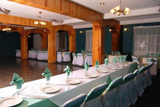 San Miguel Zinacantepec, المكسيك: BanquetMeeting