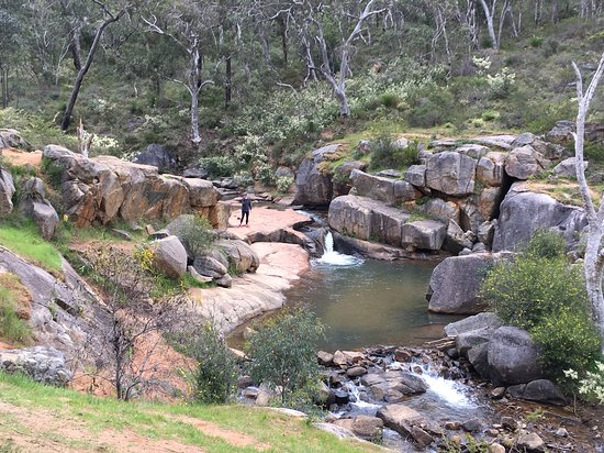 Rocky Pool Walk