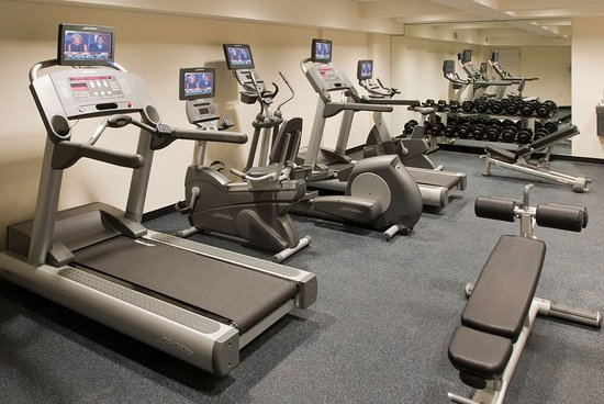 Westbury, État de New York : Fitness Center