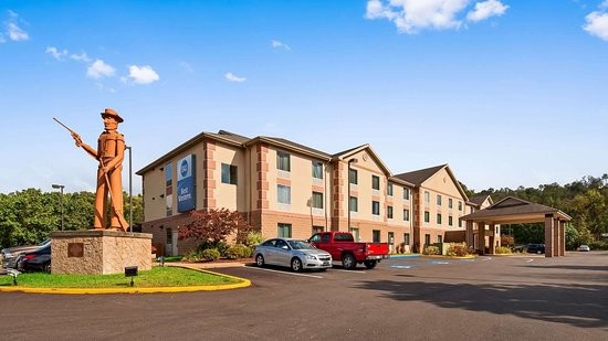 Bentleyville, PA: Best Western Garden Inn