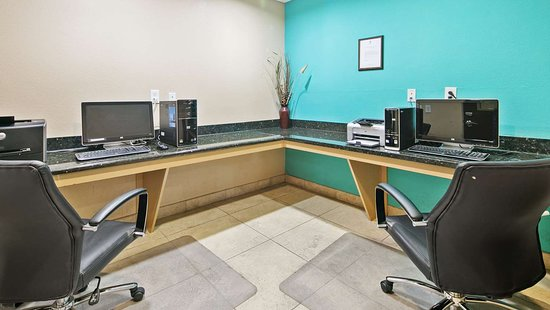 Nogales, AZ : Business Center