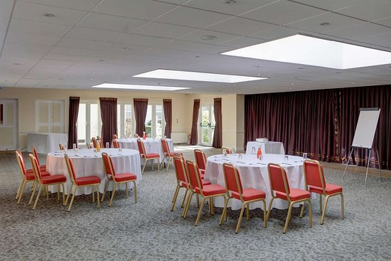 Staverton, UK: Meeting Room